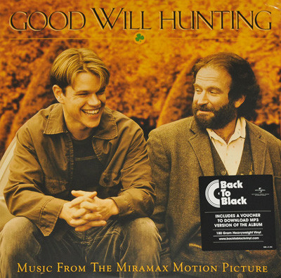 Viniluri VINIL Universal Records Various Artists - Good Will Hunting (Music From The Miramax Motion Picture)VINIL Universal Records Various Artists - Good Will Hunting (Music From The Miramax Motion Picture)