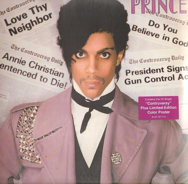 Viniluri VINIL Universal Records Prince - ControversyVINIL Universal Records Prince - Controversy