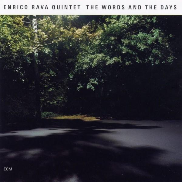 Muzica CD CD ECM Records Enrico Rava Quintet: The Words And The DaysCD ECM Records Enrico Rava Quintet: The Words And The Days