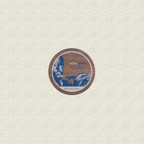 Viniluri VINIL Universal Records Miles Davis - The Prestige 10-Inch LP Collection (Volume One)VINIL Universal Records Miles Davis - The Prestige 10-Inch LP Collection (Volume One)