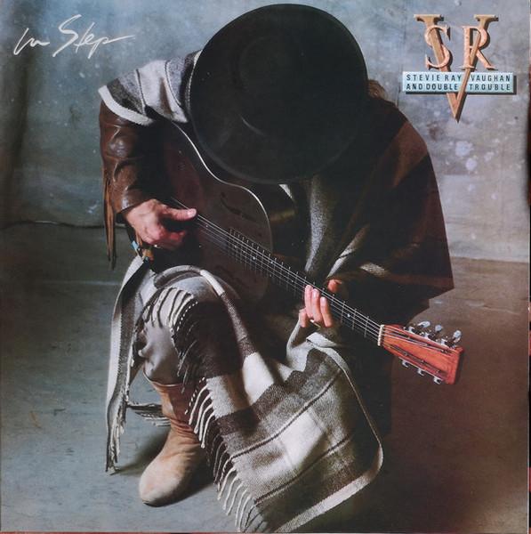 Viniluri VINIL Universal Records Stevie Ray Vaughan - In StepVINIL Universal Records Stevie Ray Vaughan - In Step