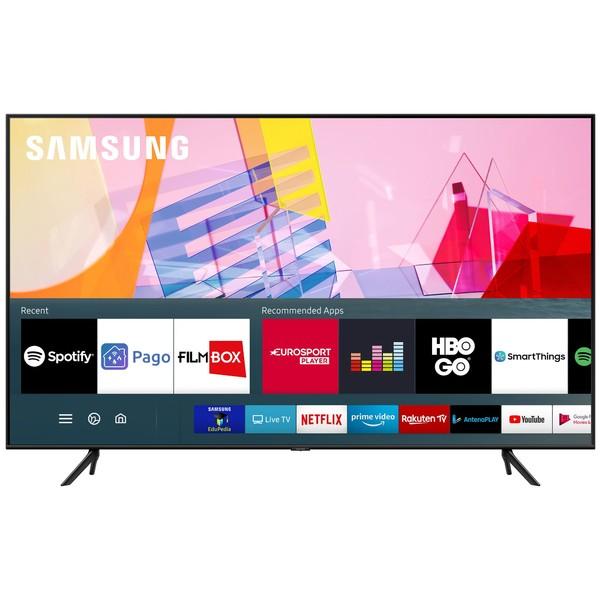 Televizoare TV Samsung QE-85Q60TA , QLED, Seria 6, Quantum Processor LiteTV Samsung QE-85Q60TA , QLED, Seria 6, Quantum Processor Lite