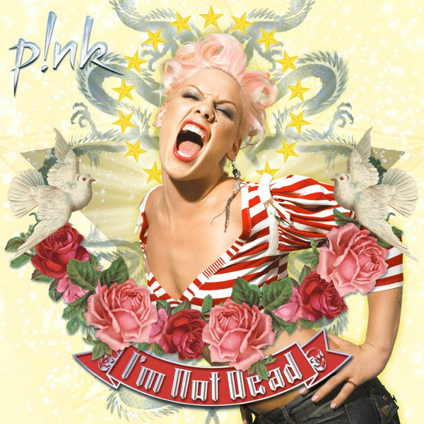Viniluri VINIL Universal Records Pink - I'm Not DeadVINIL Universal Records Pink - I'm Not Dead