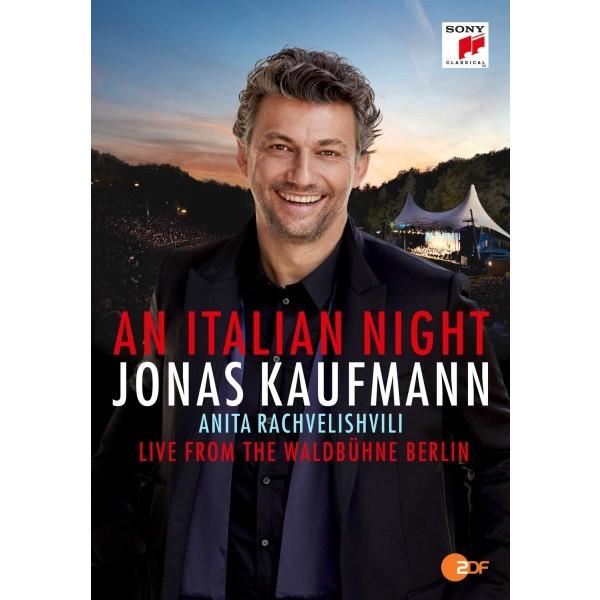 DVD & Bluray BLURAY Universal Records Kaufmann, Jonas - An Italian Night - Live From The Waldbuhne BerlinBLURAY Universal Records Kaufmann, Jonas - An Italian Night - Live From The Waldbuhne Berlin