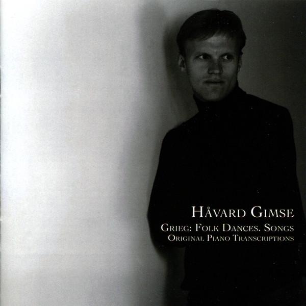 Muzica CD Naim Havard Gimse: GriegCD Naim Havard Gimse: Grieg