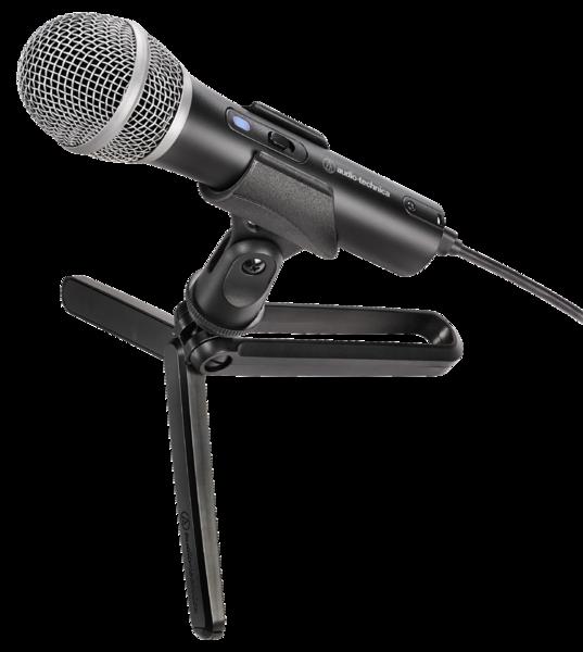 Microfoane Microfon Audio-Technica ATR2100x-USBMicrofon Audio-Technica ATR2100x-USB