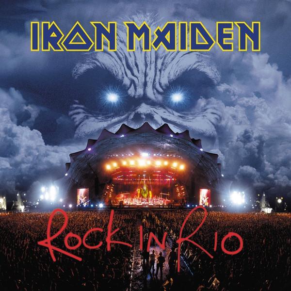 Viniluri VINIL Universal Records Iron Maiden - Rock In RioVINIL Universal Records Iron Maiden - Rock In Rio