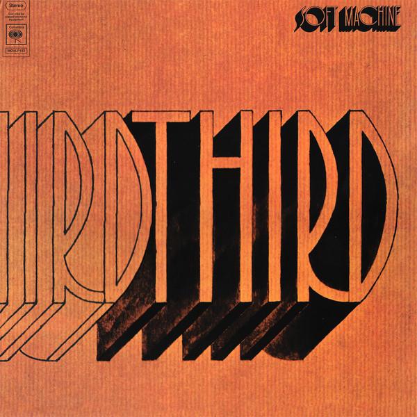 Viniluri VINIL Universal Records Soft Machine - ThirdVINIL Universal Records Soft Machine - Third