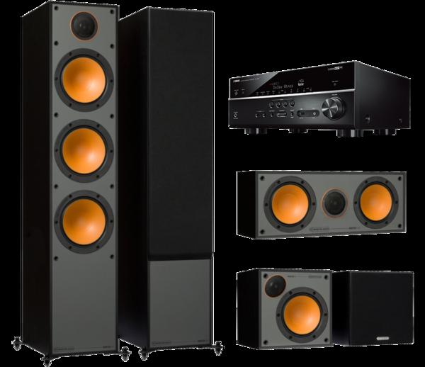Pachete PROMO SURROUND Pachet PROMO Monitor Audio Monitor 300 5.0 + Yamaha RX-V685Pachet PROMO Monitor Audio Monitor 300 5.0 + Yamaha RX-V685