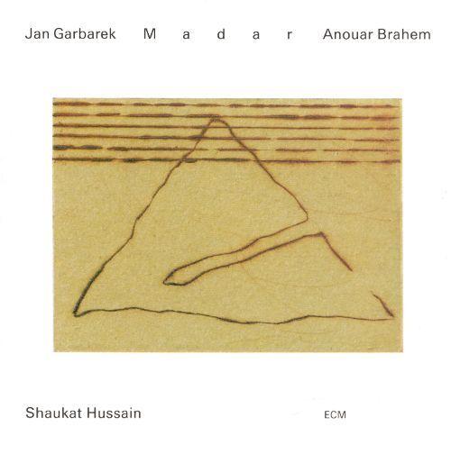 Muzica CD CD ECM Records Jan Garbarek, Anouar Brahem: MadarCD ECM Records Jan Garbarek, Anouar Brahem: Madar
