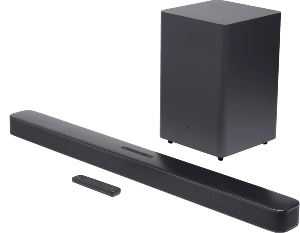Soundbar  Soundbar JBL Bar 2.1 Deep Bass, Model 2019 Soundbar JBL Bar 2.1 Deep Bass, Model 2019