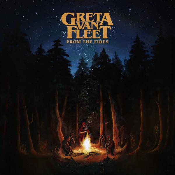 Viniluri VINIL Universal Records Greta Van Fleet - From The Fires EPVINIL Universal Records Greta Van Fleet - From The Fires EP