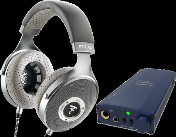 Pachete PROMO Casti si AMP Pachet PROMO Focal Clear + iFi Audio Micro iDSD SignaturePachet PROMO Focal Clear + iFi Audio Micro iDSD Signature