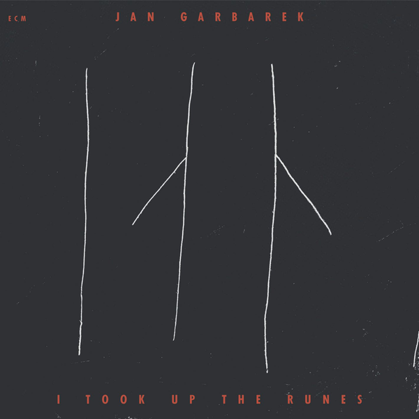 Muzica CD CD ECM Records Jan Garbarek: I Took Up The RunesCD ECM Records Jan Garbarek: I Took Up The Runes