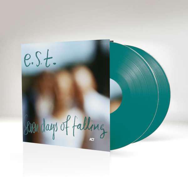 Viniluri VINIL ACT Esbjorn Svensson Trio - Seven Days Of Falling ( Coloured Vinyl )VINIL ACT Esbjorn Svensson Trio - Seven Days Of Falling ( Coloured Vinyl )