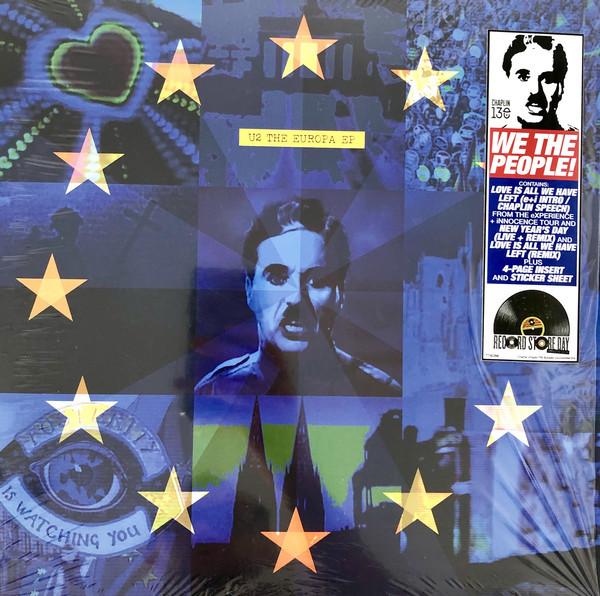 Viniluri VINIL Universal Records U2 - Europa EPVINIL Universal Records U2 - Europa EP