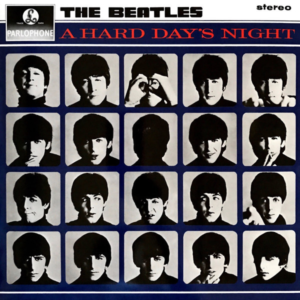 Viniluri VINIL Universal Records The Beatles - A Hard Day's NightVINIL Universal Records The Beatles - A Hard Day's Night