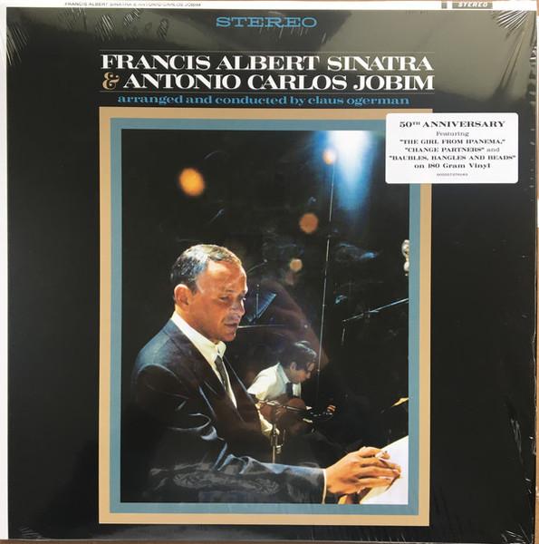 Viniluri VINIL Universal Records Frank Sinatra - Francis Albert Sinatra & Antonio Carlos JobimVINIL Universal Records Frank Sinatra - Francis Albert Sinatra & Antonio Carlos Jobim