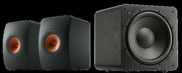 Pachete PROMO STEREO Pachet PROMO KEF LS50 Wireless II + SVS SB-1000Pachet PROMO KEF LS50 Wireless II + SVS SB-1000