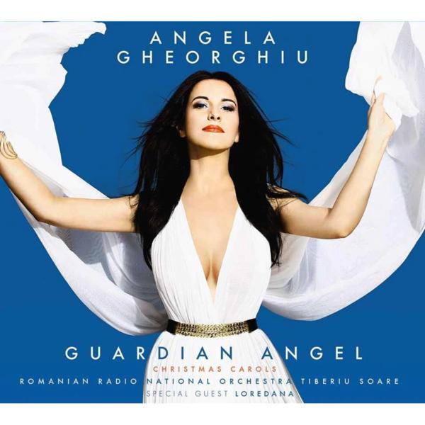 Muzica CD CD Universal Music Romania Angela Gheorghiu - Guardian AngelCD Universal Music Romania Angela Gheorghiu - Guardian Angel