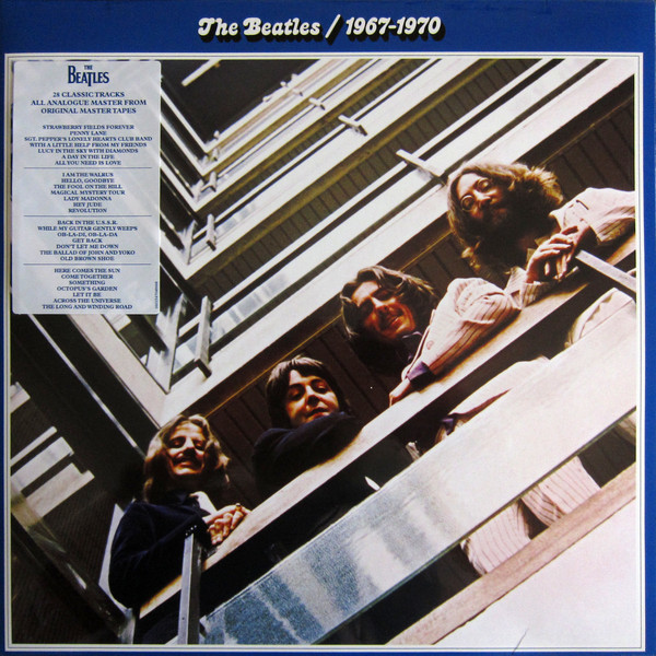 Viniluri VINIL Universal Records The Beatles 1967-1970VINIL Universal Records The Beatles 1967-1970