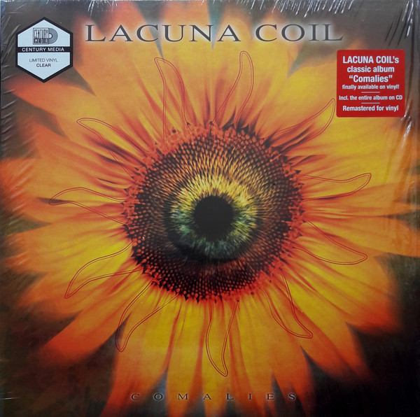 Viniluri VINIL Universal Records Lacuna Coil - Comalies (Re-Issue 2019)VINIL Universal Records Lacuna Coil - Comalies (Re-Issue 2019)