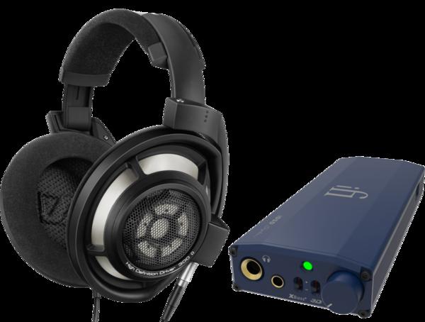 Pachete PROMO Casti si AMP Pachet PROMO Sennheiser HD 800 S + iFi Audio Micro iDSD SignaturePachet PROMO Sennheiser HD 800 S + iFi Audio Micro iDSD Signature