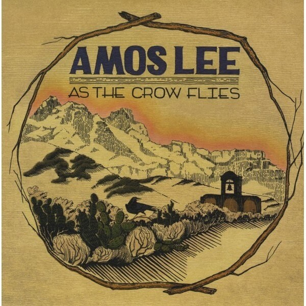 Viniluri VINIL Universal Records Amos Lee - As The Crow FliesVINIL Universal Records Amos Lee - As The Crow Flies