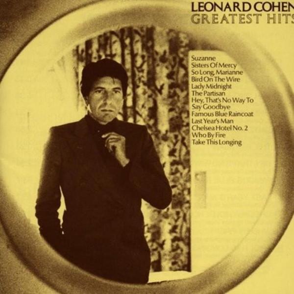 Viniluri VINIL Universal Records Leonard Cohen - Greatest HitsVINIL Universal Records Leonard Cohen - Greatest Hits