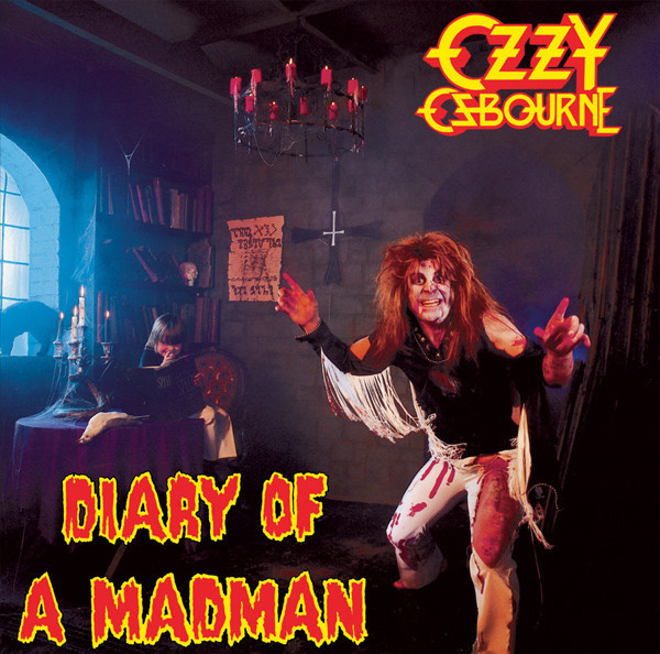 Viniluri VINIL Universal Records Ozzy Osbourne - Diary of a MadmanVINIL Universal Records Ozzy Osbourne - Diary of a Madman