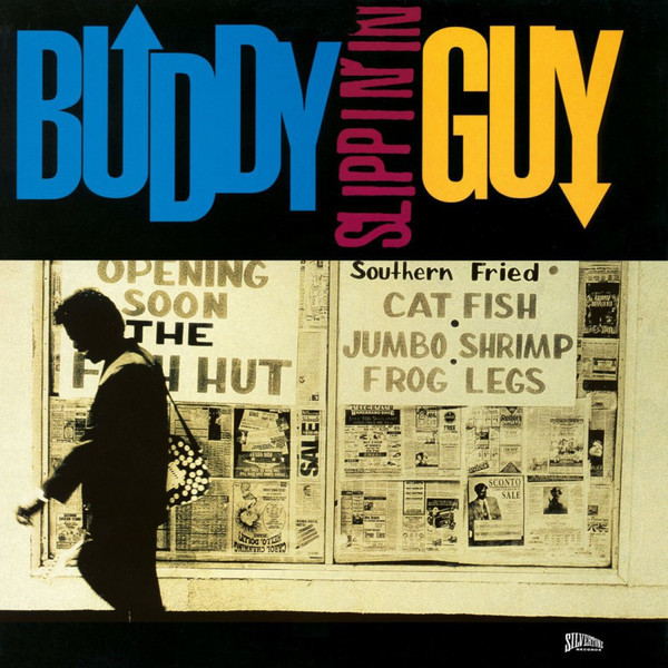 Viniluri VINIL Universal Records Buddy Guy - Slippin InVINIL Universal Records Buddy Guy - Slippin In