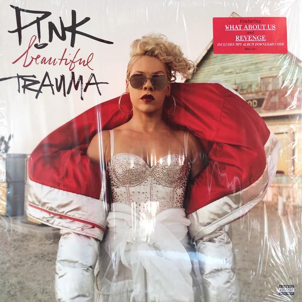 Viniluri VINIL Universal Records Pink - Beautiful TraumaVINIL Universal Records Pink - Beautiful Trauma