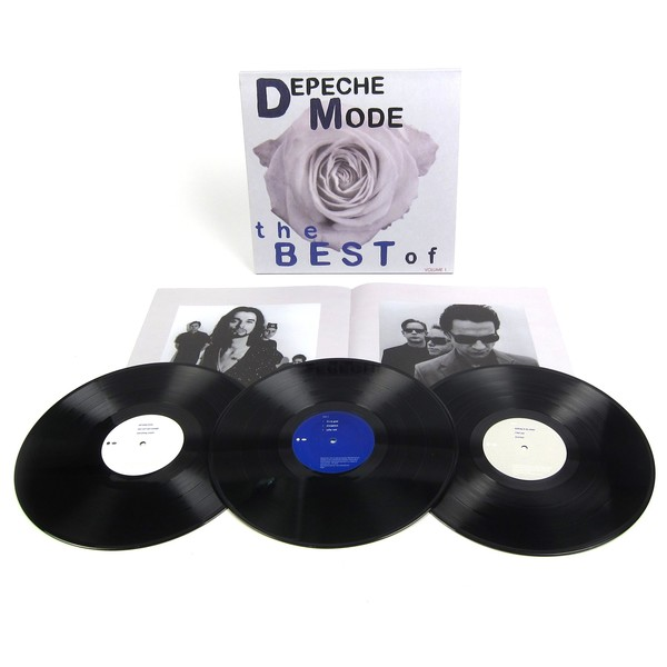 Viniluri VINIL Universal Records Depeche Mode - The Best Of ( Volume One )VINIL Universal Records Depeche Mode - The Best Of ( Volume One )