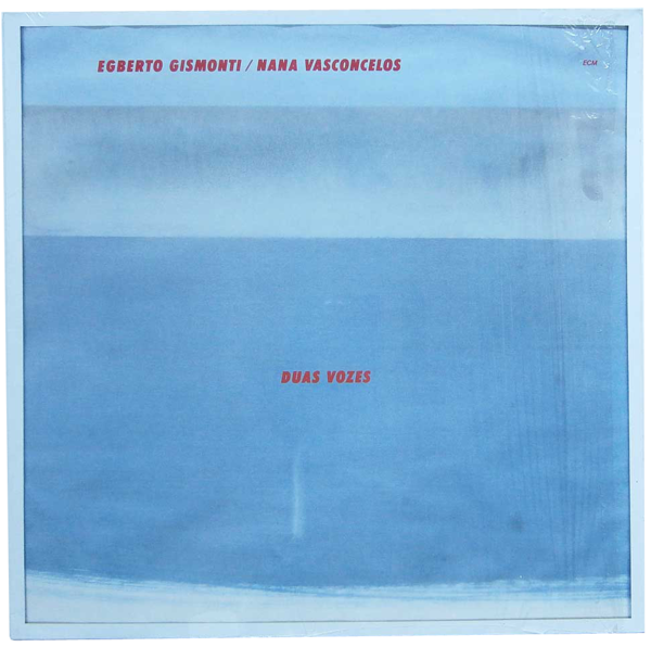 Muzica CD CD ECM Records Egberto Gismonti, Nana Vasconcelos: Duas VozesCD ECM Records Egberto Gismonti, Nana Vasconcelos: Duas Vozes