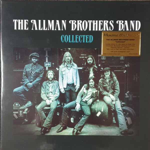 Viniluri VINIL Universal Records The Allman Brothers - CollectedVINIL Universal Records The Allman Brothers - Collected