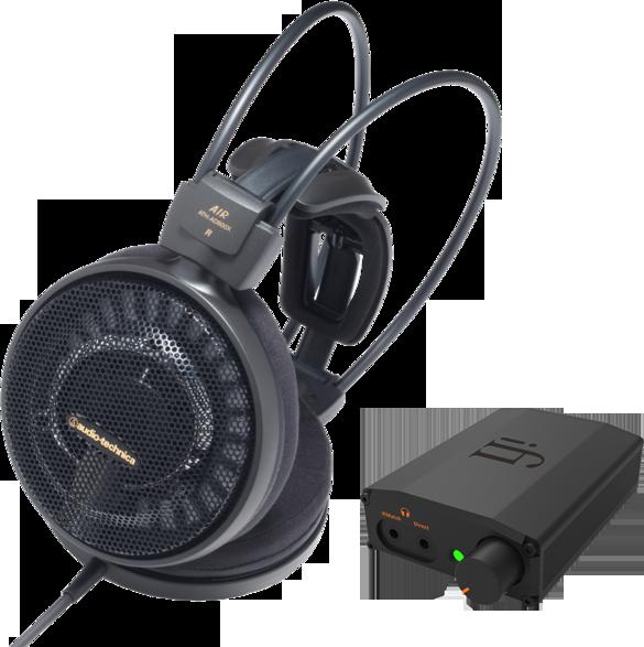 Pachete PROMO Casti si AMP Pachet PROMO Audio-Technica ATH-AD900X + iFi Audio Nano iDSD BlackPachet PROMO Audio-Technica ATH-AD900X + iFi Audio Nano iDSD Black