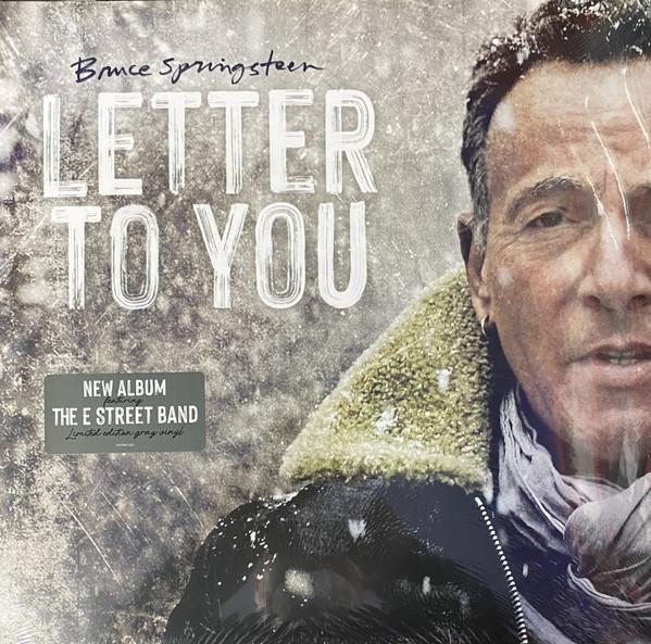 Viniluri VINIL Universal Records Bruce Springsteen - Letter to youVINIL Universal Records Bruce Springsteen - Letter to you