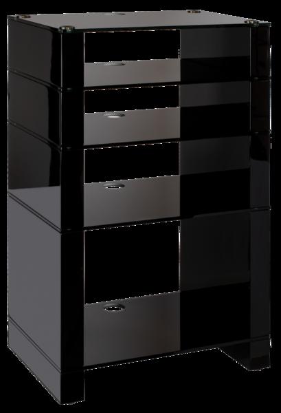 Rack-uri HiFi Blok Stax 960 X, sticla neagra ResigilatBlok Stax 960 X, sticla neagra Resigilat