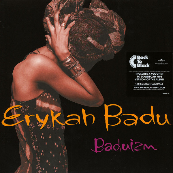 Viniluri VINIL Universal Records Erikah Badu - BaduizmVINIL Universal Records Erikah Badu - Baduizm