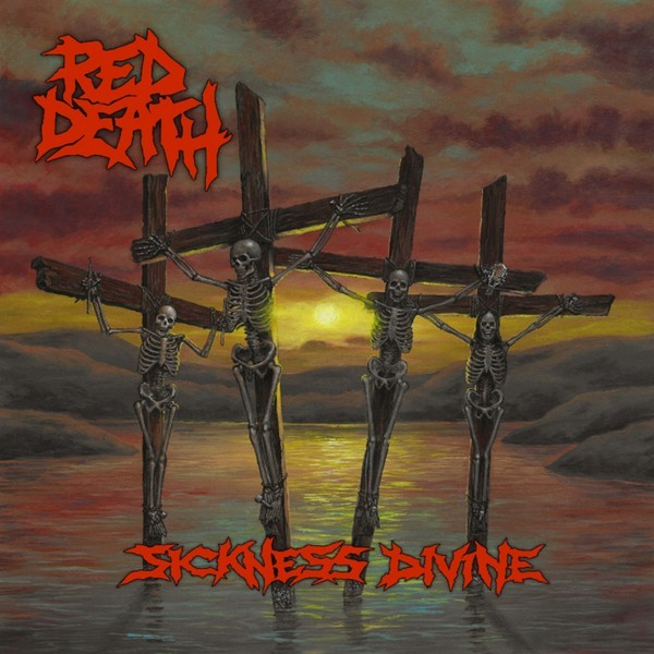 Viniluri VINIL Universal Records Red Death - Sickness DivineVINIL Universal Records Red Death - Sickness Divine