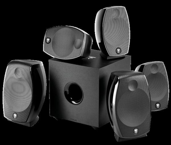 Boxe Boxe Focal Sib EVO Dolby Atmos 5.1.2Boxe Focal Sib EVO Dolby Atmos 5.1.2