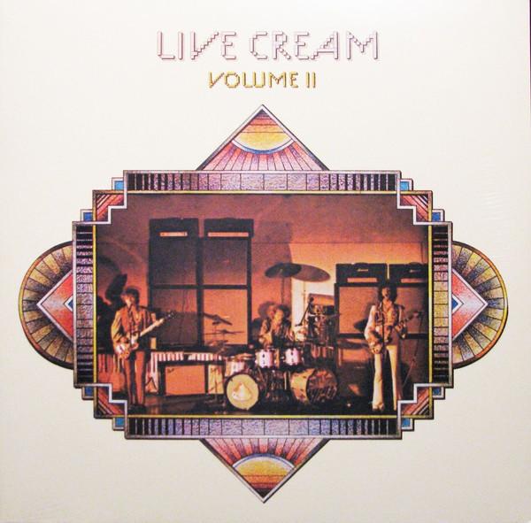 Viniluri VINIL Universal Records Cream - Live Cream Volume IIVINIL Universal Records Cream - Live Cream Volume II