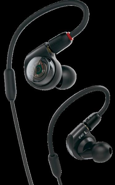 Casti Hi-Fi - pentru audiofili Casti Hi-Fi Audio-Technica ATH-E40Casti Hi-Fi Audio-Technica ATH-E40