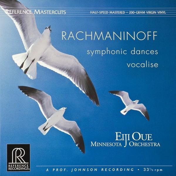 Muzica VINIL ProJect Eiji Oue, Minnesota Orchestra - Rachmaninoff: Symphonic DancesVINIL ProJect Eiji Oue, Minnesota Orchestra - Rachmaninoff: Symphonic Dances