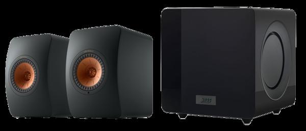 Pachete PROMO STEREO Pachet PROMO KEF LS50 Wireless II + KEF KF92Pachet PROMO KEF LS50 Wireless II + KEF KF92