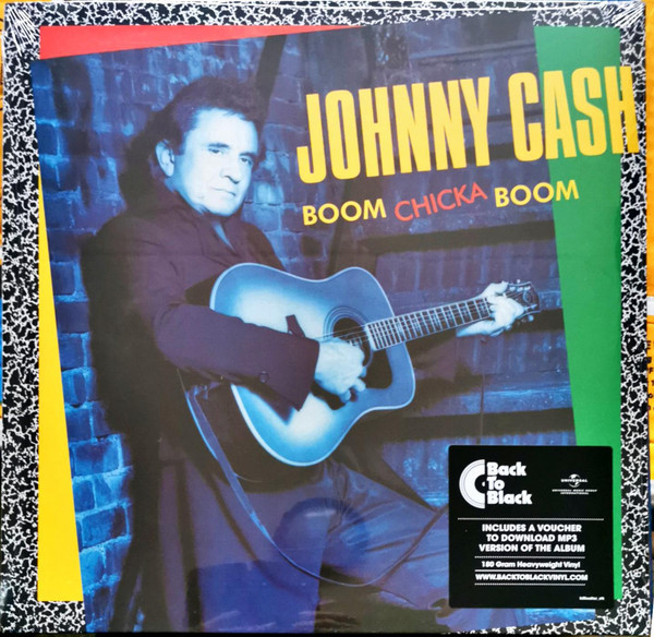 Viniluri VINIL Universal Records Johnny Cash - Boom Chicka BoomVINIL Universal Records Johnny Cash - Boom Chicka Boom