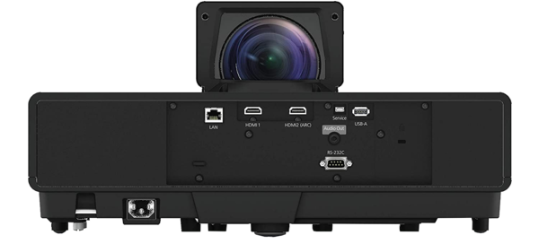 Videoproiectoare Videoproiector Epson EH-LS500B Negru, Android Edition, ultra short throwVideoproiector Epson EH-LS500B Negru, Android Edition, ultra short throw