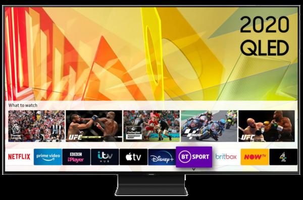 Televizoare TV Samsung QE65Q90TATV Samsung QE65Q90TA