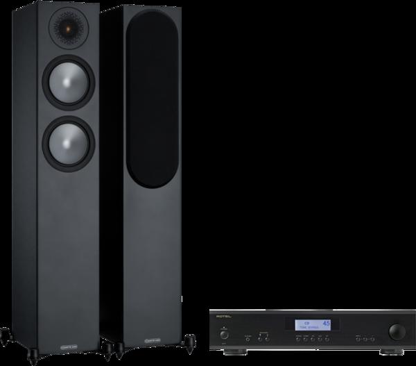 Pachete PROMO STEREO Pachet PROMO Monitor Audio Bronze 200 + Rotel A-11Pachet PROMO Monitor Audio Bronze 200 + Rotel A-11