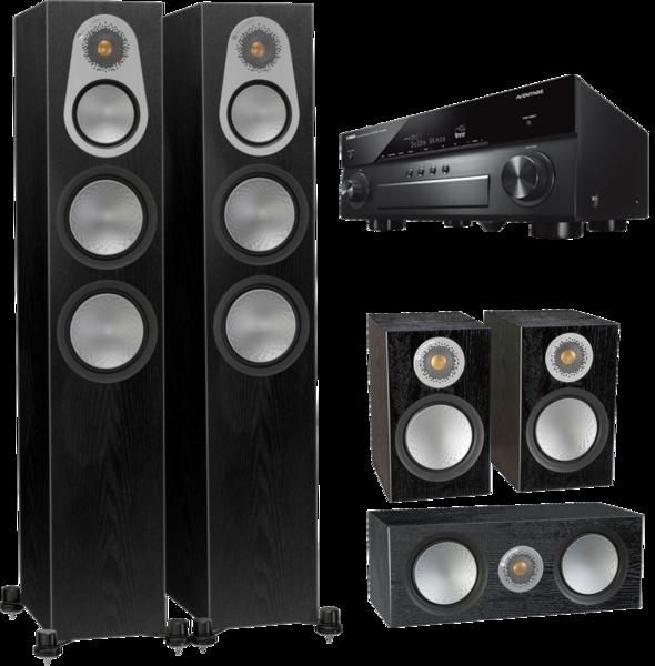 Pachete PROMO SURROUND Pachet PROMO Monitor Audio Silver 300 pachet 5.0 + Yamaha RX-A880Pachet PROMO Monitor Audio Silver 300 pachet 5.0 + Yamaha RX-A880